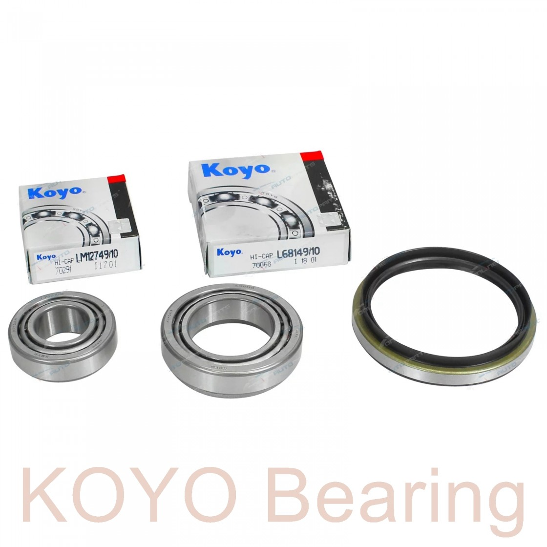KOYO TP4668-2 needle roller bearings