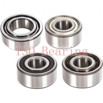 ISO NUP206 cylindrical roller bearings