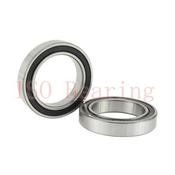 ISO 7412 B angular contact ball bearings
