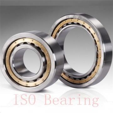 ISO MR117ZZ deep groove ball bearings