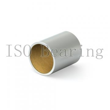 ISO GE 045 HS-2RS plain bearings