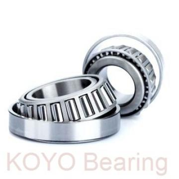 KOYO 697-2RS deep groove ball bearings
