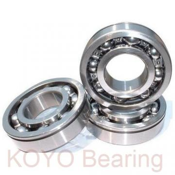 KOYO KCX100 angular contact ball bearings