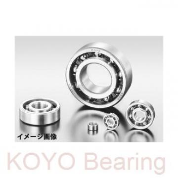 KOYO 333 deep groove ball bearings
