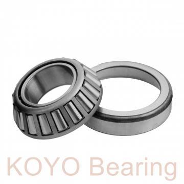 KOYO NJ2209 cylindrical roller bearings