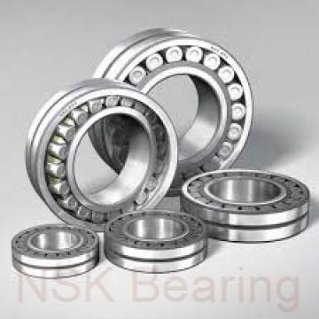 NSK 43BWK07 angular contact ball bearings