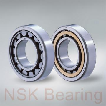 NSK 6020VV deep groove ball bearings