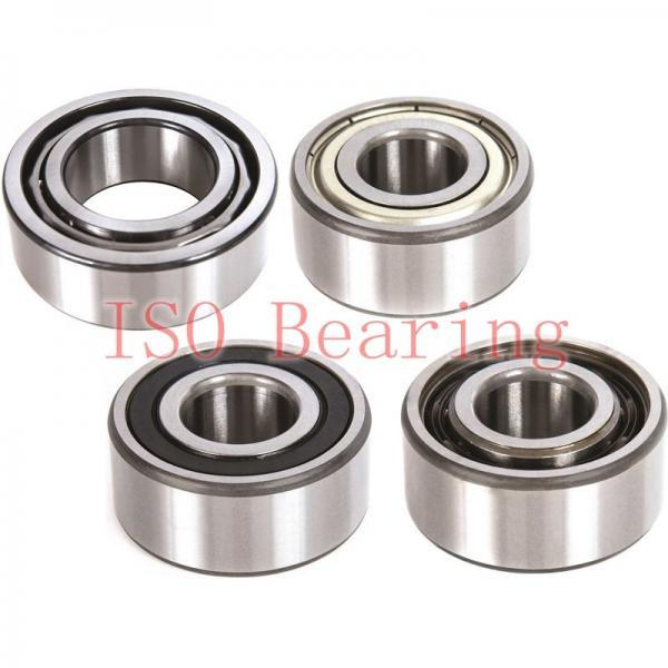 ISO DAC38740236/33 angular contact ball bearings #2 image