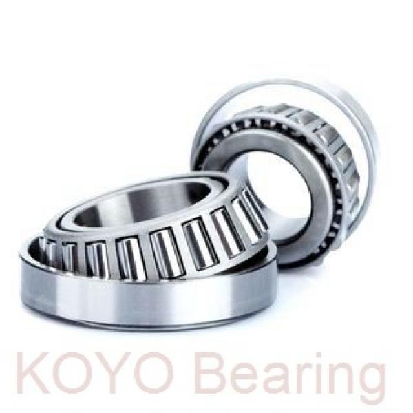 KOYO 7928C angular contact ball bearings #3 image