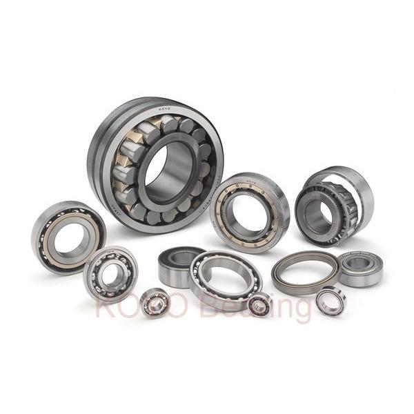 KOYO HM647448/HM647411 tapered roller bearings #3 image