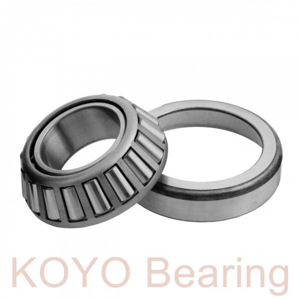 KOYO UCX08L3 deep groove ball bearings #3 image
