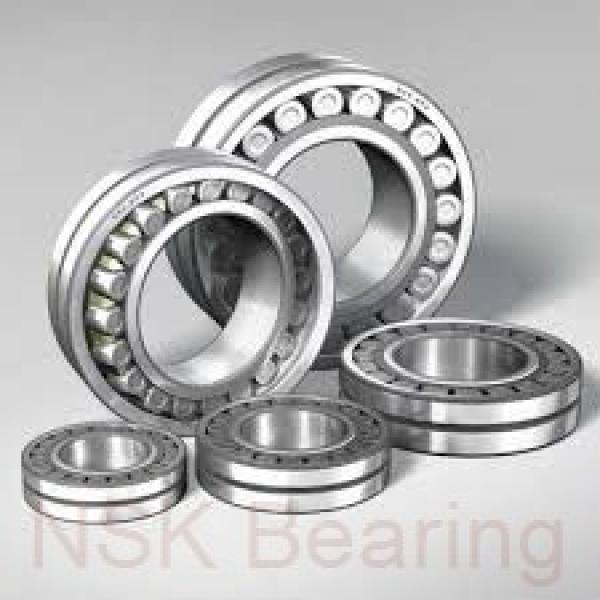 NSK 43BWK07 angular contact ball bearings #1 image