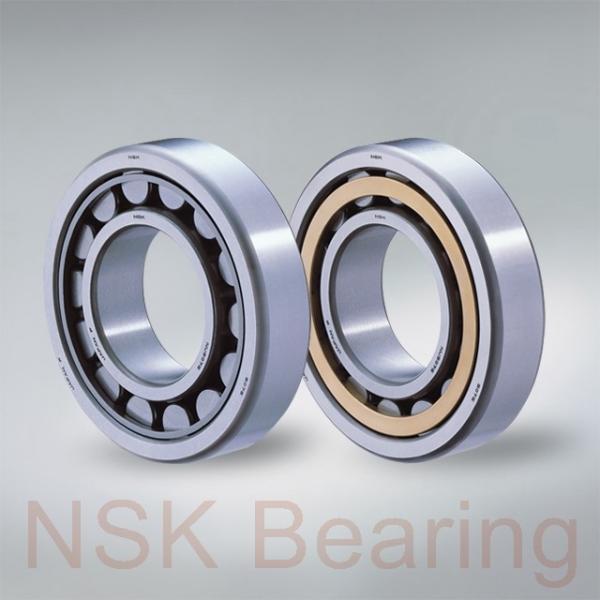 NSK 6020VV deep groove ball bearings #1 image