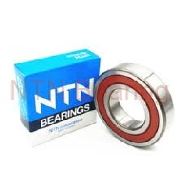 NTN FL697Z deep groove ball bearings #3 image