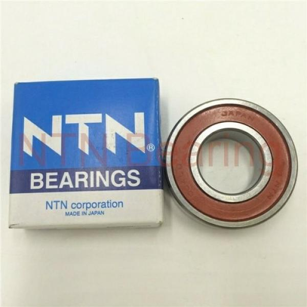 NTN NUP307 cylindrical roller bearings #3 image