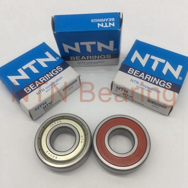 NTN HTA036UAL1BDB/GNP4L angular contact ball bearings #2 image