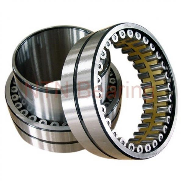 NTN 7208DB angular contact ball bearings #1 image