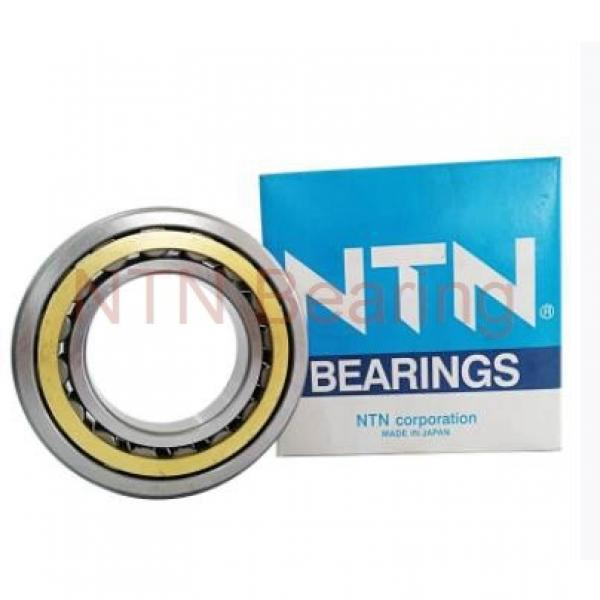 NTN NUP307 cylindrical roller bearings #1 image